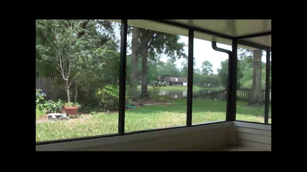 Screen room estimate youtube for Martin home exteriors jacksonville fl