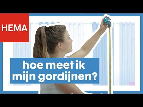 Beautiful Opmeten Gordijnen Hema Photos - Huis & Interieur Ideeën ...