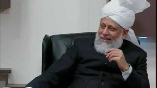 Gulshan-e-Waqfe Nau Nasirat, 14 Nov 2009, Educational class with Hadhrat Mirza Masroor Ahmad(aba)