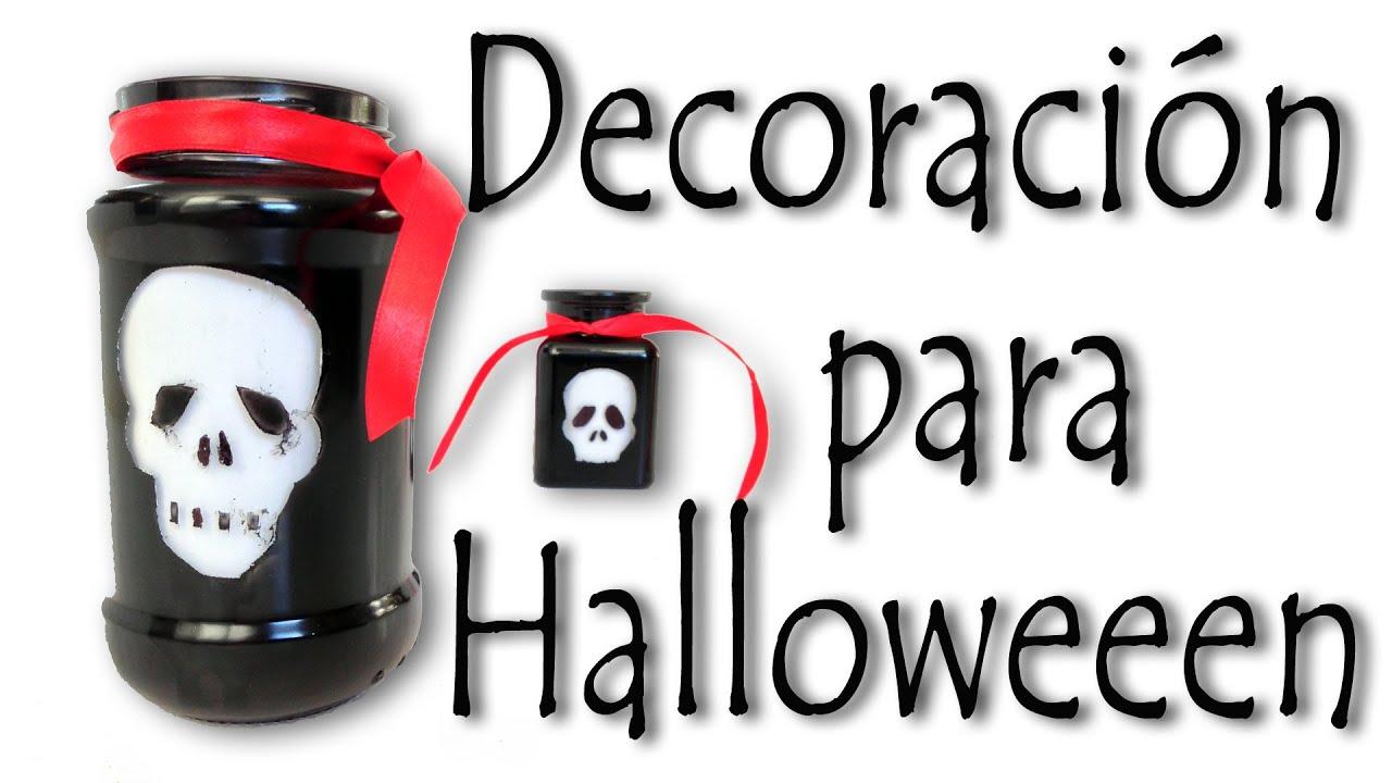 Decoraci n para halloween dulcero manualidades para - Decoracion de halloween ...