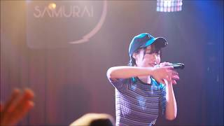 2018/1/8に行われたYUIKA from RHYMEBERRY(ライムベリー MC YUIKA)さ...