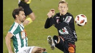 Highlights: Wolfsberger AC vs. SV Mattersburg/ 2:2