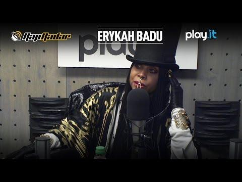 Erykah Badu's Reaction to Ms. Jackson - Rap Radar