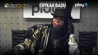 Erykah Badu's Reaction to Ms. Jackson - Rap Radar