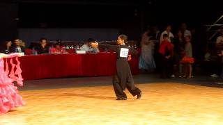 Children Ballroom Dance Competition 2011 Solo Tango