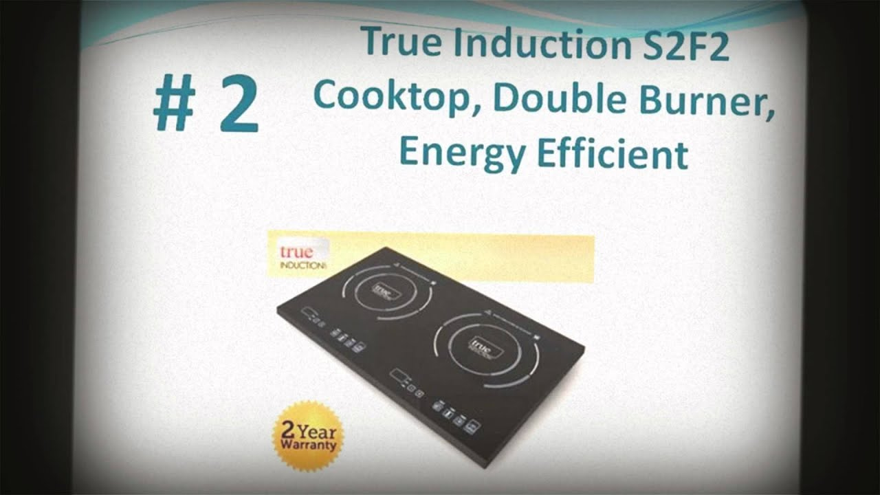 best rated 5 2 burner electric cooktop for