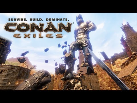 Conan Exiles - Xbox One & PC Announcement Trailer
