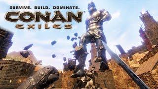 Conan Exiles - Xbox One & PC Announcement Trailer