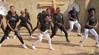 Dama Grail ft Impact Dancers - Christian party - music Video