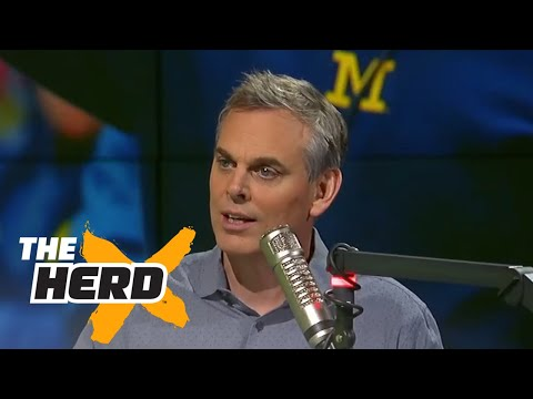 Jim Harbaugh says rumors about Rams job are coming from 'jive turkeys' | THE HERD