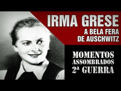 Irma Grese: A Bela Fera de Auschwitz (# 06 Momentos A. 2ª Guerra)