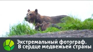 Экстремальный фотограф  В сердце медвежьей страны
