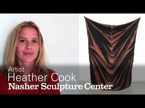 Exploring the Material and Immaterial through Textiles: Artist Heather Cook