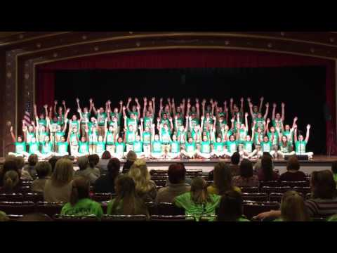 Sampson Middle School Songfest 2016