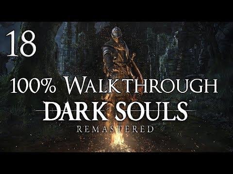 Dark Souls Remastered - Walkthrough Part 18: Pinwheel & Stray Demon