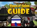 Town of Salem Beginner Guide | How to Carry Town | Town of Salem Tutorial