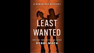 Least Wanted (Sam McRae Mystery #2) - Book Trailer