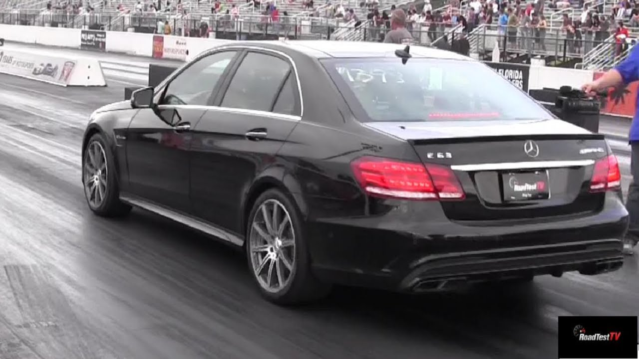 577 hp 2014 mercedes e63s 4matic 1 4 mile drag race no for Mercedes benz e63s