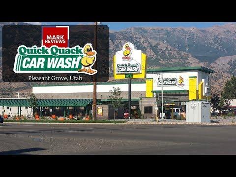 REVIEW - Quick Quack Car Wash - Pleasant Grove, Utah