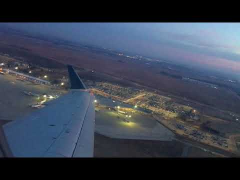 Delta CRJ-900 N228PQ Takeoff - Cedar Rapids KCID
