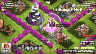 Clash of Clans - NEW!!! strategy IMMORTAL KING!!!
