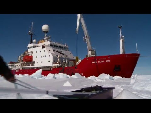 Name Our Ship: Emily Shuckburgh talks about science in Antarctica