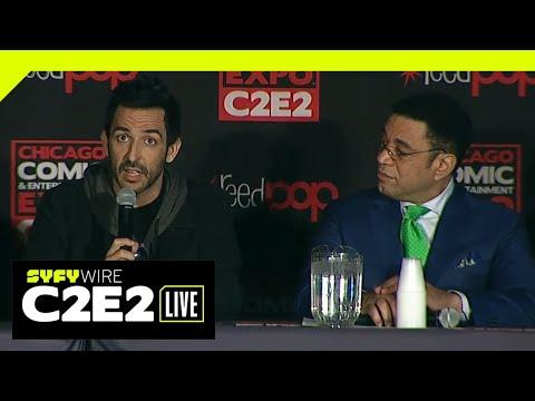 The Blacklist: Full Panel | C2E2 2019 | SYFY WIRE