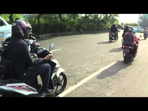 Observations Heroes City l Gaya Riding Baru l #4 MotovlogSBY