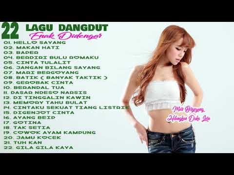 Lagu Dangdut Remix Enak Didengar