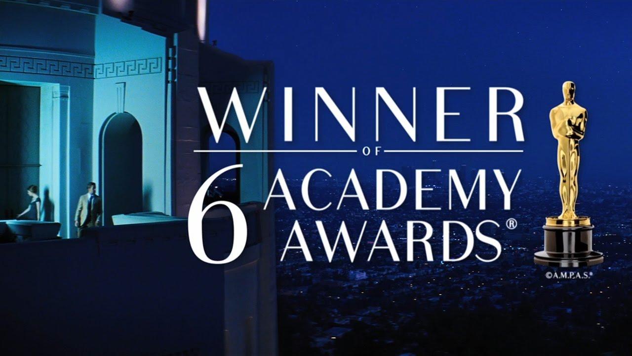 La la land 2016 movie winner 6 academy awards youtube for Academy award winning movies