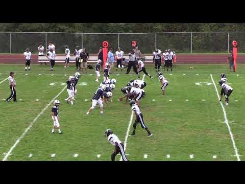 Washington vs Burgettstown Junior High (9-12-18)