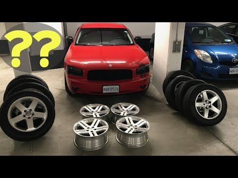 I Bought Too Many Rims... AWD vs. RWD Differences