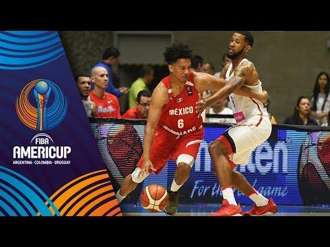 Puerto Rico v Mexico - Full Game - FIBA AmeriCup 2017