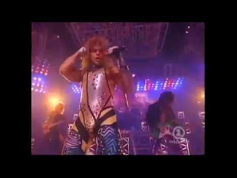 David Lee Roth - Yankee Rose (original version)