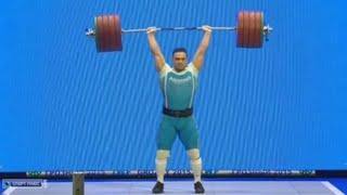 Ilya Ilyin — 246 kg Clean & Jerk (World Record)