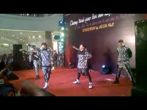 GENERATIONS from EXILE TRIBE - Brave It Out (140307 Aeon Mall VietNam)