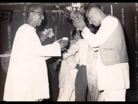 Gajananbuwa  teaches Chhayanat  part 1