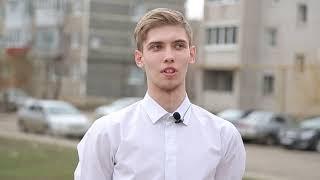 ОДИН ДЕНЬ в ШКОЛЕ. Кинель, 2017