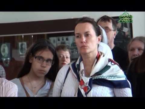 В с. Н. Прыски и Козельском краеведческом музее прошли торжества, посвященные памяти семьи Романовых