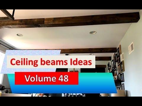 80 Ceiling beams Design Ideas vol 48