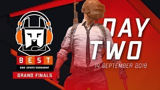 [LIVE PUBGM] B.E.S.T 2019 Grand Finals Day 2 - BUBU Esports Tournament 2019