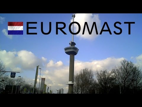 HOLLAND: Euromast, tower in Rotterdam