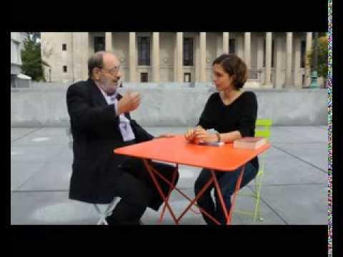 Entretien avec Umberto Eco - Bulles de Savoir