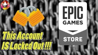 Epic Games Store Flags Your Account For Buying Games Too Fast?
