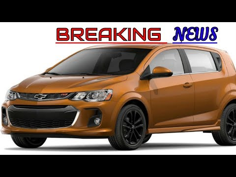 Report - General Motors To Stop Production Of Chevrolet Sonic Subcompact Car| Automobile tech news