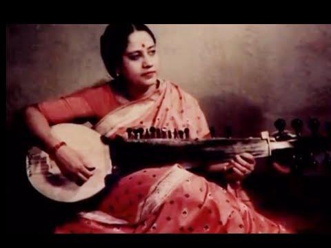 Sharan Rani - The Divine Sarod Player (With English Subtitles)