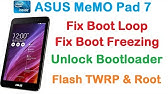 Root your Asus Memo FHD 10 - YouTube