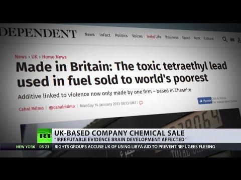 UK firm sells dangerous chemicals despite health warnings