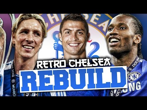 REBUILDING 2011/12 CHELSEA!!! FIFA 12 Career Mode (RETRO REB