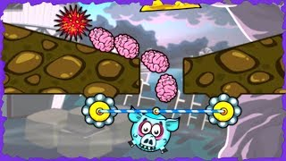 Piggy Wiggy 4 Zombie Edition Full Game Walkthrough All Levels